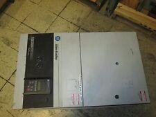 Allen-Bradley 1336 Plus II AC Drive w/ Bypass 1336F-BRF10-AN-EN-LG Used