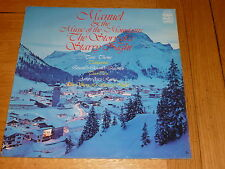 MANUEL & THE MUSIC OF THE MOUNTAINS - The Story Of A Starry Night - 1977 UK LP