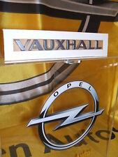 """Original Opel Schriftzug Aufkleber """" VAUXHALL """" NEU 5177333"""