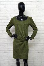 Vestito MAISON SCOTCH Donna Taglia 2 M Abito Dress Vestitino Cotone Vintage