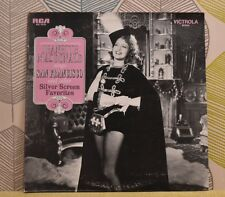 JEANETTE MacDONALD - San Francisco & Silver Screen Favorites [Vinyl LP] USA *EXC