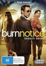 Burn Notice SEASON 7 : NEW DVD