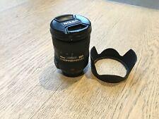 Nikon AF-S nikkor 18-200mm f/3.5-5.6 G VR lens/optique