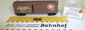 Micro Trains 39190 Minx 1040 40' Wood Sheathed Boxcar N 1:160 Boxed #20L Å
