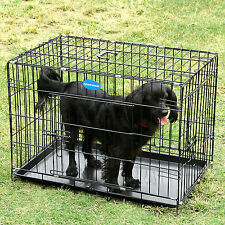Gebrauchte Hundekäfig Hundebox Transportkäfig Drahtkäfig M R182998B+PPD30H