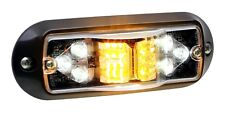 Whelen 5V3A - 500 V-Series LED Multi-Purpose Light - Amber - P/N: 01-066E942-10A
