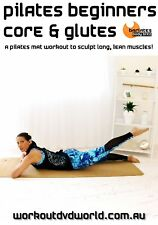 BEGINNERS PILATES DVD - Barlates Body Blitz PILATES BEGINNERS Core and Glutes