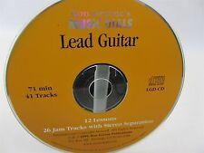 CD - Ron Greene's Music Dials Lead Guitar LGC-CD - 71 min, 41 Tracks 12 lessons