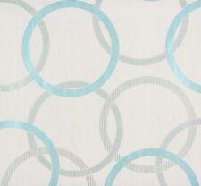 Tapete Design Kreise creme türkisblau Vliestapete Marburg Suprofil Style 53411 (