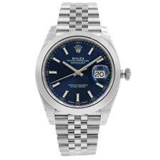 Relojes de pulsera Rolex de acero inoxidable acero inoxidable