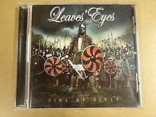 CD / LEAVES' EYES - KING OF KINGS