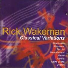 Wakeman, Rick - Classical Variations CD NEU