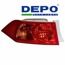 Honda Accord Acura TSX TAILLIGHT BOOTLID LEFT OUTER NEW 2003-2005 MK7 DEPO