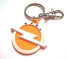 Opel Schlüsselanhänger mit Gummi Logo Emblem Schlüsselring Keyring Corsa Astra