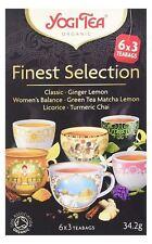 Yogi tea yogi finest selection - 18 sacs