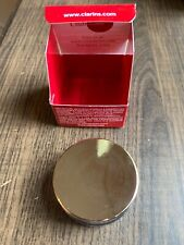 Clarins Ombre Matte Eyeshadow - 05 Sparkle Grey. New in box.