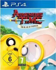 Adventure Time: Finn & Jake auf Spurensuche PS4 Neu & OVP