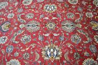 9'9 x 13'2 Stunning All Over Design Hand Knotted Oriental Wool Area Rug 10 x 13