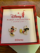 Mickey mouse Minnie Disney Parks Collection Jewelry Earrings