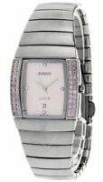 RADO Sintra Jubile Quartz Pink MOP Dial Diamond Women's Watch R13581922