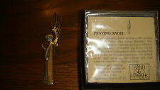 Hand & Hammer (H&H) Sterling Silver Praying Angel Christmas Ornament - 2 avail.