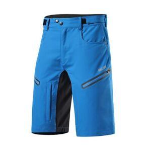 Men's Cycling Shorts Loose Fit MTB Mountain Bike Shorts Bicycle Short Pants