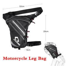 1Pcs Waterproof Motorcycle Leg Bag Hip Thigh Pack Waist Pouch Travel Accessories