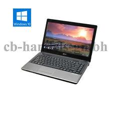 ACER ASPIRE 4820TG 14 ZOLL INTEL CORE I5 2.27 GHZ 4GB  RAM 120GB HDD DVDRW WIN10