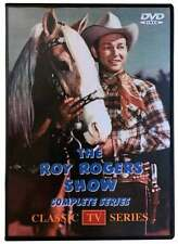 ROY ROGERS TV SHOW DVD COMPLETE SEASONS 1-6 NEW ALL 100 EPISODES