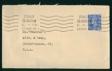 Mayfairstamps Great Britain 1948 Stanley to Philadelphia King George VI Cover ww