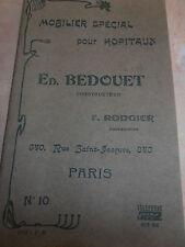 catalogue de mobilier pour hopitaux  ( ref 3 )