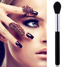 Pro Cosmétique Noir Pinceau Brosse Poudre Fond de Teint Joues Maquillage Outil