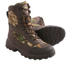 Red Wing Irish Setter Trail Phantom Hunting Boots Size 8 WIDE - Waterproof 2828