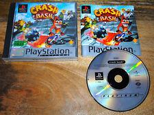 Jeu CRASH BASH sur Playstation 1 PS1 (one) REMIS A NEUF PAL VF