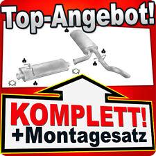 Auspuff RENAULT MASTER 2 II 1.9 2.2 2.5 dCi Auspuffanlage 463