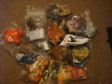 15 SEALED  MCDONALDS HAPPY MEAL TOYS ALMOST ALL DISNEY FROM 1998-2000