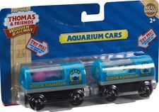 Aquarium Cars Thomas & Friends WOODEN RAILWAY Train 100% Authentic Wood NEW
