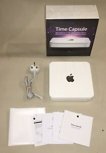 APPLE TIME CAPSULE  --  2TB MODEL #A1409  --  4th GENERATION ### BOXED ###