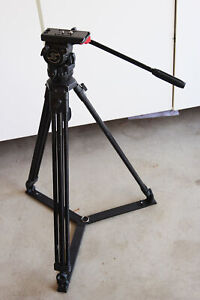 Sachtler FSB-6 Professional Tripod w/ 75mm Ball - Floor Spreader - FSB6