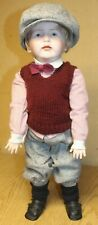 """Reproduction 18 1/2"""" Antique Doll Fully Jointed Body Made K Germany 208 Sam 1983"""