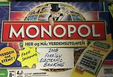 Monopoly Electronic Banking Foreign Edition 2008 Game Replacement Pieces U Pick