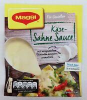 (7,88€/1L) Maggi Für Genießer 5 x Käse Sahne Sauce