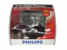 Philips H13 9008 X-treme Power Replacement Bulb, (Pack of 2)