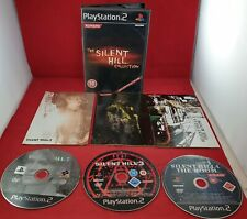 The Silent Hill Collection (Sony PlayStation 2) VGC RARE
