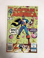 Captain America (1985) # 307 (F/VF) | 1st App Madcap | Disney+