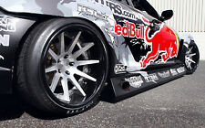 """MAZDA RX8 RED BULL A3 CANVAS PRINT POSTER FRAMED 16.5"""" x 11.1"""""""