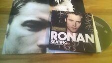 CD Pop Ronan Keating - When You Say Nothing At All (3 Song) MCD POLYDOR +Poster
