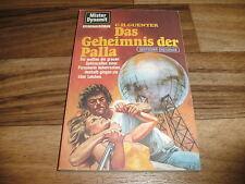 C.H. Guenter -- MISTER DYNAMIT  # 459  // GEHEIMNIS der PALLA // Pabel 1976