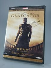 Gladiator Dvd, 2000, 2-Disc Set Signature Selection Dolby Dts Russell Crowe
