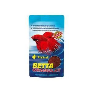 Tropical Betta Granules (Pouch) 10G